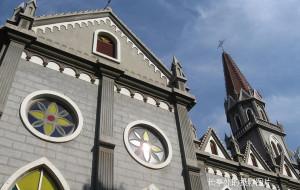 【济南图片】济南的教堂,内地城市的外来文化