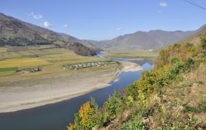 【白山图片】长白山最美的一段风光(临江-长白县)-十一东北之行第一站