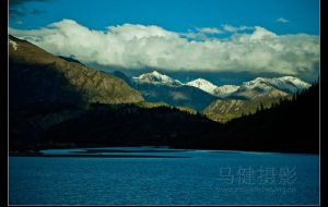 【然乌图片】美的一塌糊涂的然乌湖--滇藏游记(6)