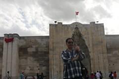 土耳其埃及十八天探险之旅...土耳其丝绸之路最大的苏丹古驿站随拍