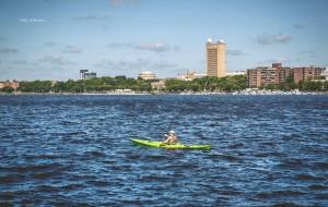 波士顿娱乐-Charles River Esplanade