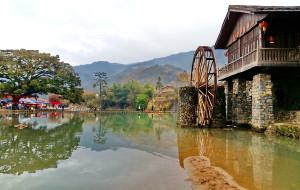 【漳州图片】云水谣 -- 探访漳州千年古道古榕树,还有古镇古民居