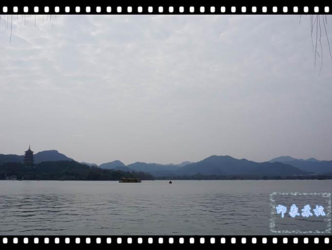 苏杭冬天的风景图