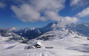 瑞士娱乐-尙普利滑雪场