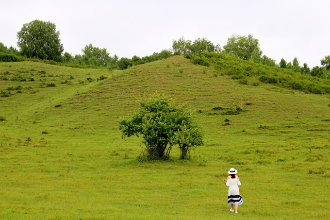 这世界上最美丽的风景——乌兰布统草原