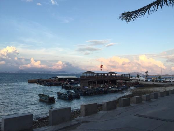 三游三亚——就是这么喜欢浪~~花(内含西岛渔村及第一,二,三市场比较)