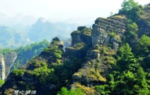【龙岩图片】中国丹霞主题游:简直了冠豸山