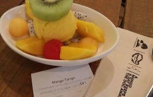 清迈美食-Mango Tango