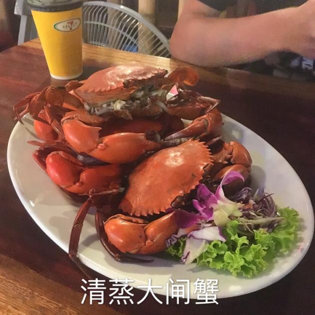 兰塔岛吃海鲜最好的地方在哪?餐厅叫啥?