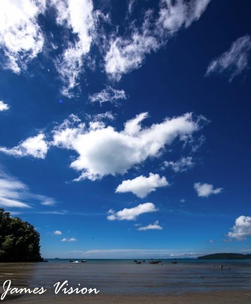 泰国甲米 兰塔岛