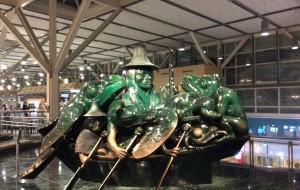 【温哥华图片】温哥华国际机场--我们出发了!(附上交通信息和入境攻略)