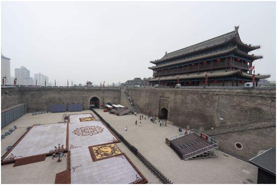 千年帝王之都 东方金字塔——陕西游记