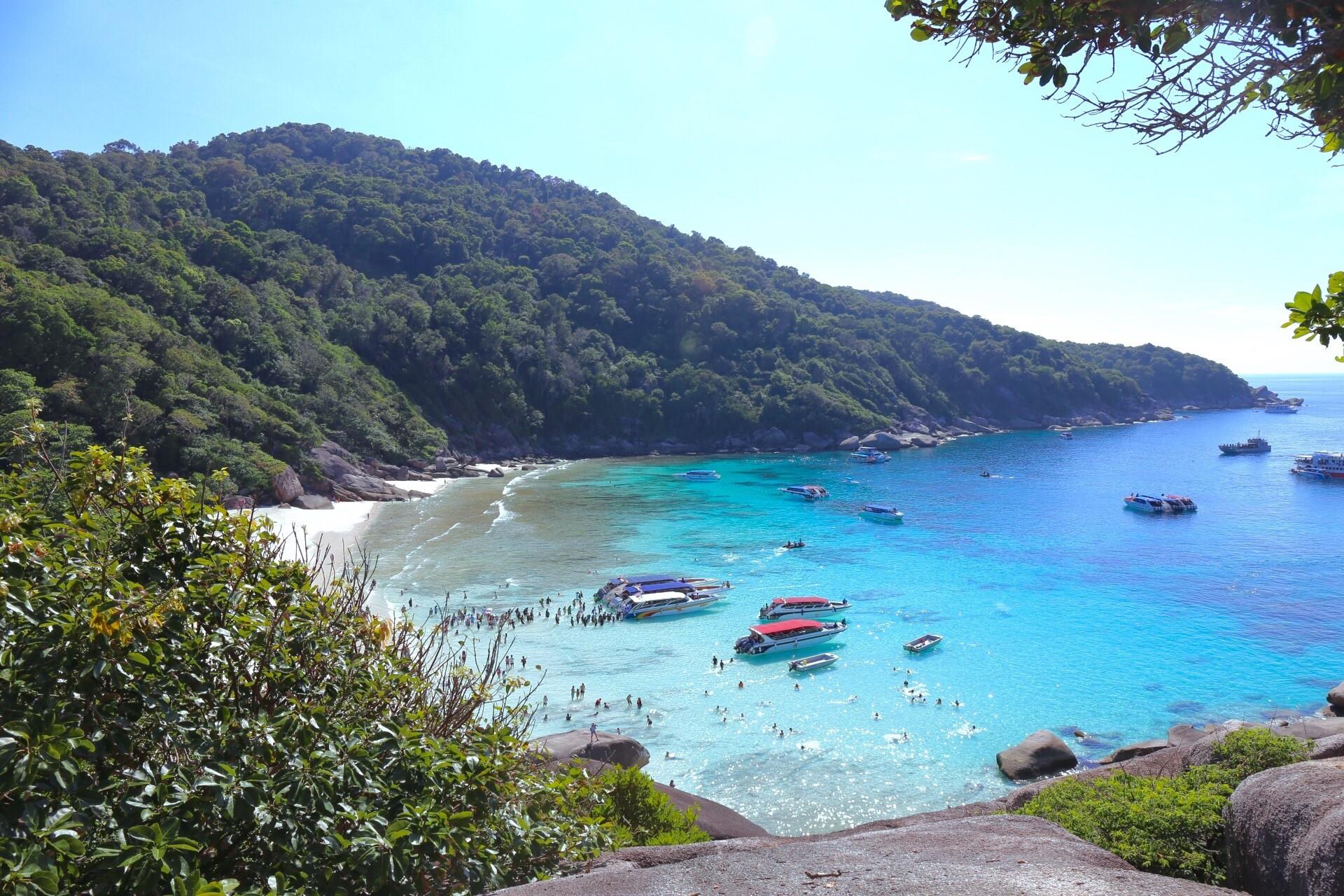 微笑泰国,醉美普吉岛4日游(附游玩成吨的经验)