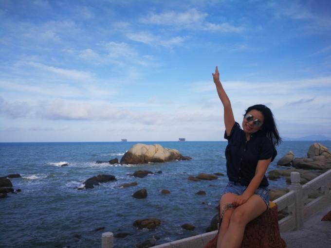 海南10日游(三亚——天涯海角,大小洞天——万宁加井岛——陵水分界洲