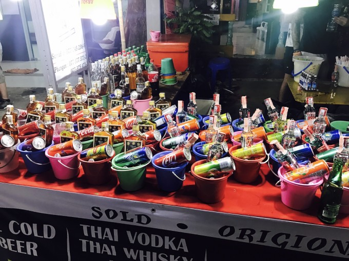 非典型逛吃泰国之旅 曼谷 苏梅岛9日 深蓝浅蓝跳海游