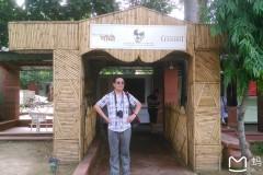 南亚印度佛教之行...圣雄甘地纪念馆.故居风景随拍