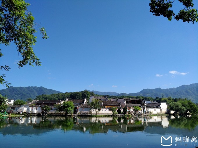 一个人,在如诗如画的风景里流浪——千岛湖黄山宏村呈坎唐模三日游
