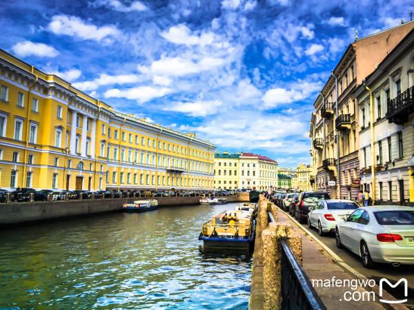 圣彼得堡之俄罗斯18天游丨位于芬兰湾南岸的文艺之都,最欧洲的一角图片 167419 600x450