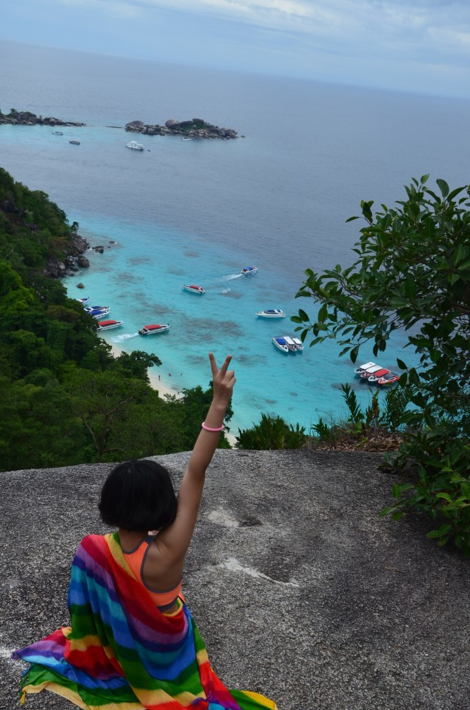 泰国自由行——曼谷,普吉岛,甲米