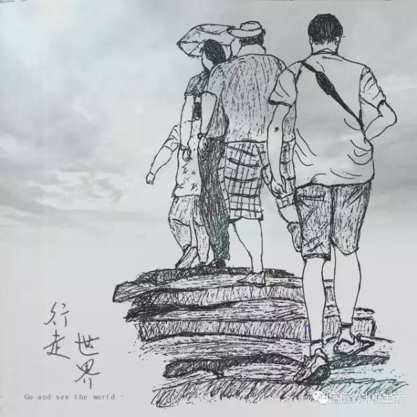 jun哥是个可爱善良小男孩,小小年纪已经跟着妈妈跋山涉水地去了好多