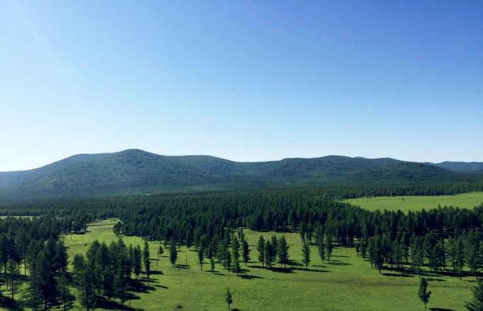 国家森林公园——阿尔山,呼伦贝尔自然风景区