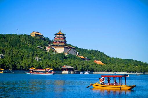 北京八达岭长城 颐和园 故宫 天坛 嘻哈包袱铺 老北京