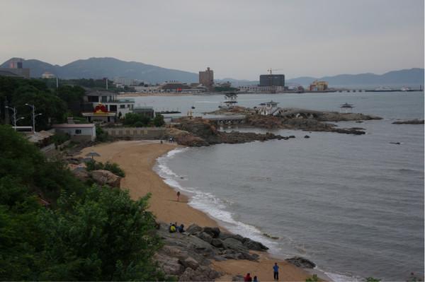 家乡美----葫芦岛(兴城海滨)