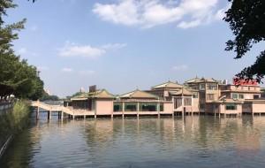 【平湖图片】碧莲平湖--鼎湖碧莲湖公园