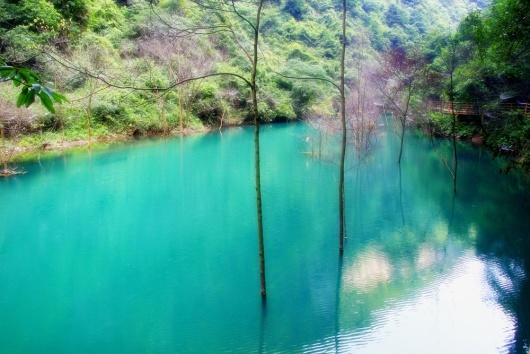 南京出发长沙,张家界大峡谷 玻璃桥
