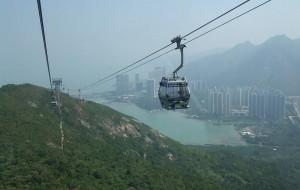 香港娱乐-香港昂坪360缆车