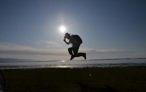 【青海湖图片】96小时环青海湖骑行全纪录