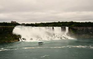 【尼亚加拉图片】怒吼,尼亚加拉大瀑布