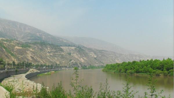 市区65公里的西固区达川乡三江口,事先以为是一个景区,后来发现三