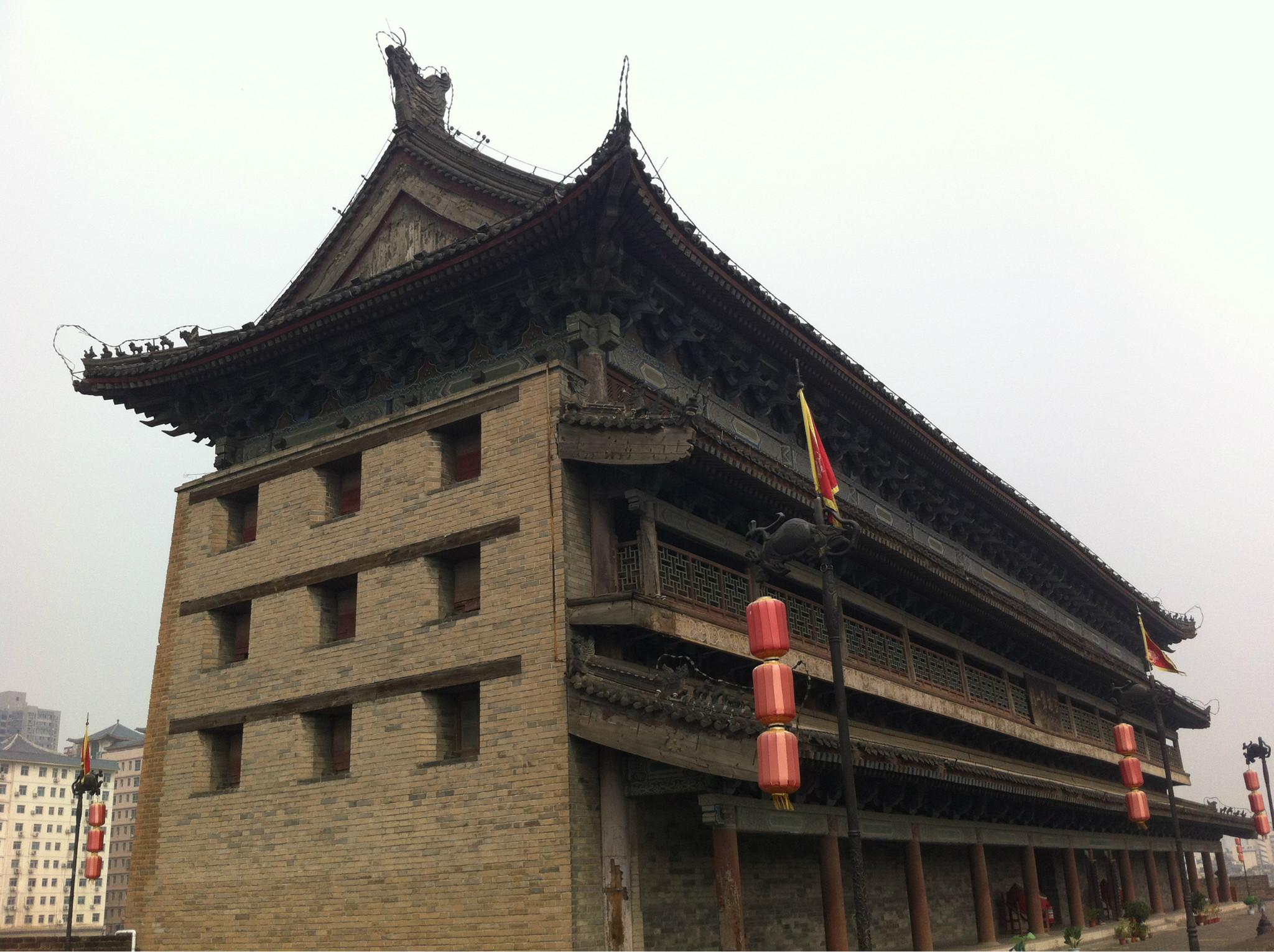 西安古城印象