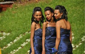 【埃塞俄比亚图片】俊俏的埃塞俄比亚姑娘