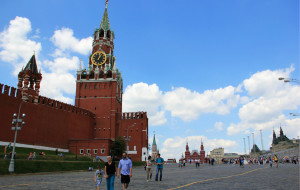【俄罗斯图片】莫斯科—一座向往已久的英雄城市