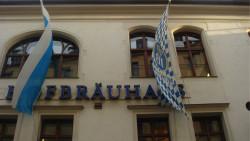 慕尼黑美食-皇家啤酒屋(Hofbraeuhaus Munchen)