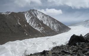 【嘉峪关图片】探寻大自然的杰作——七一冰川