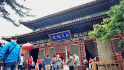 五台山景点-殊像寺