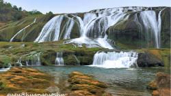黄果树瀑布景点-陡坡塘瀑布