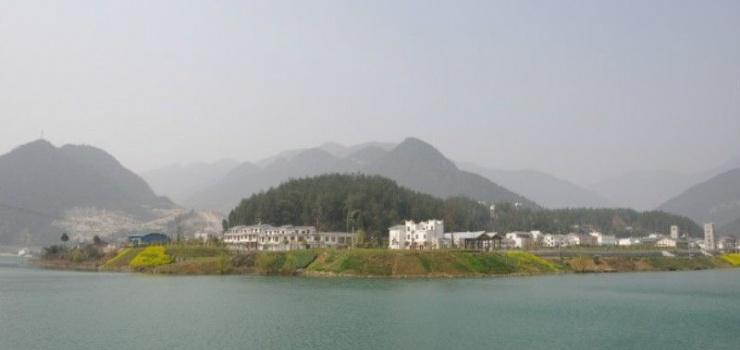 江油天音风景区