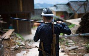 【岜沙图片】岜沙——中国最后的枪手部落