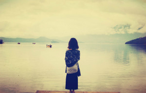 【泸沽湖图片】如果你也从这里经过...