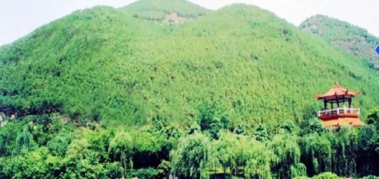 统景温泉风景区·峡谷溶洞