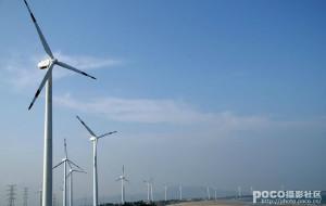 【六鳌图片】美翻了的风车岛-六鳌露营(风车、大海、月光、日出、画廊)