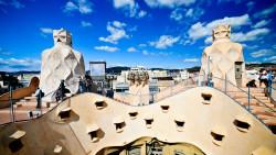 巴塞罗那景点-米拉之家