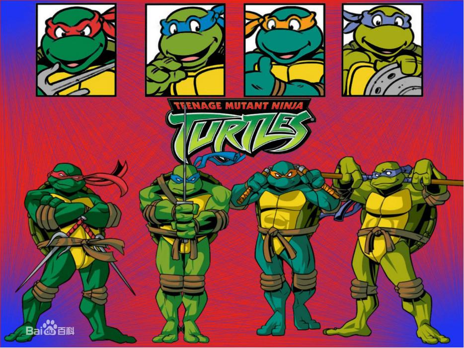 忍者神龟 动漫壁纸 动漫图片大全 动漫桌面壁纸大全 免费动漫高清.图片
