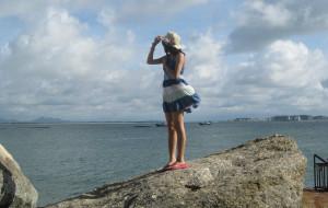 【阳江图片】2012年7月阳西青洲岛,月亮湾,沙扒湾之旅 i love the beach