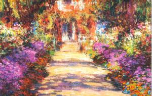 【诺曼底图片】莫奈花园的自然之旅,走入莫奈印象派的灵感之泉