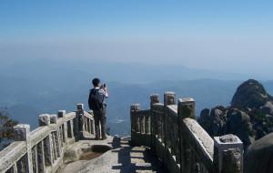 【天柱山图片】2012年十月自驾游天柱山攻略